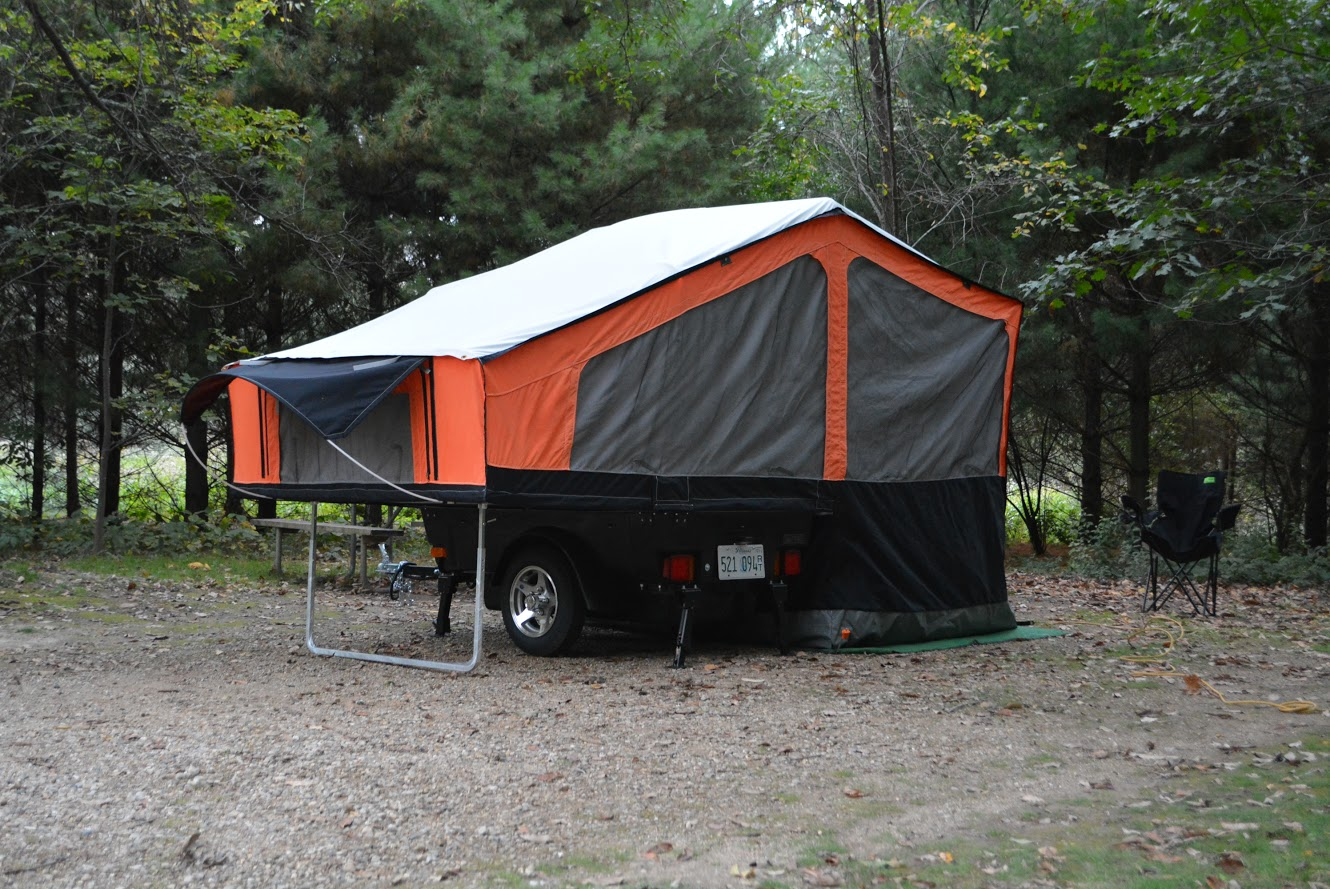 pop up motorcycle camper with Motorcycle C Ing Trailer on Lightweight Utility Trailer furthermore Honda Cr V Trailer Hitch Bike Rack in addition Follow me murchison besides 5x18 C er Enclosed Motorcycle Cargo Trailer Toy Hauler AC Work besides Roof Top Covers.